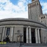 Kulturpalatset. Warszawa