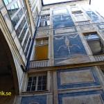Palazzo Nicolosio Lomellini. Genua (U)