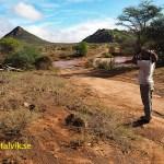 Högt vattenstånd i Ewaso Ng´iro skapar problem!