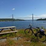 Cykla i Bohuslän. Ljungskile till Uddevalla