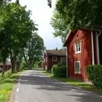 Cykla i Närke. Lekhyttan