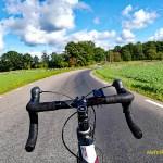 Cykla i Småland. Öja