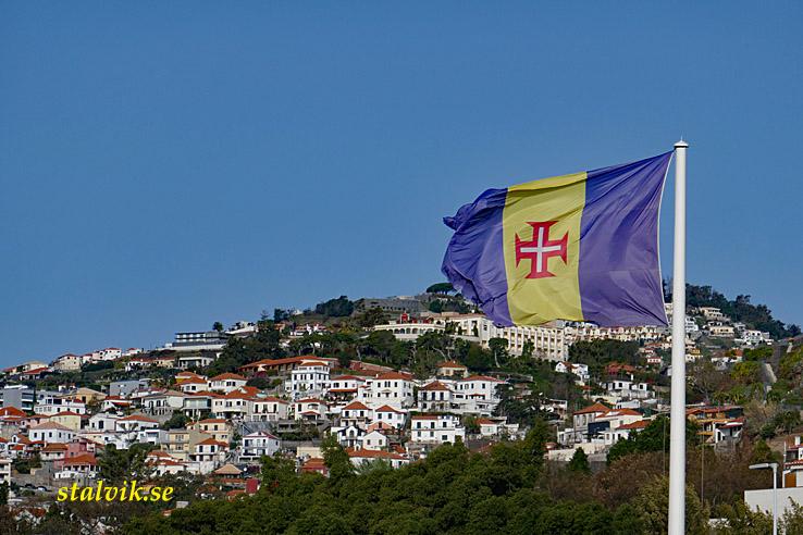 Madeira flagga