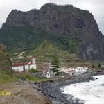 Vandring Boca do Risco. Porto da Cruz