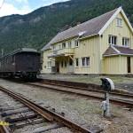 Stationen. Rjukan. Norge (U)