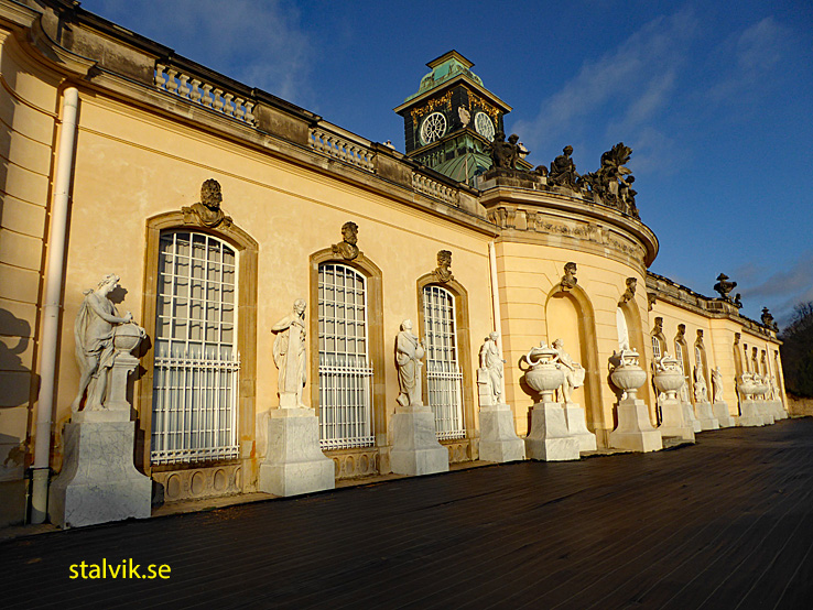 Bildergalerie. Potsdam