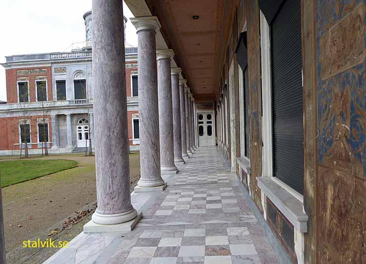 Marmorpalais. Potsdam