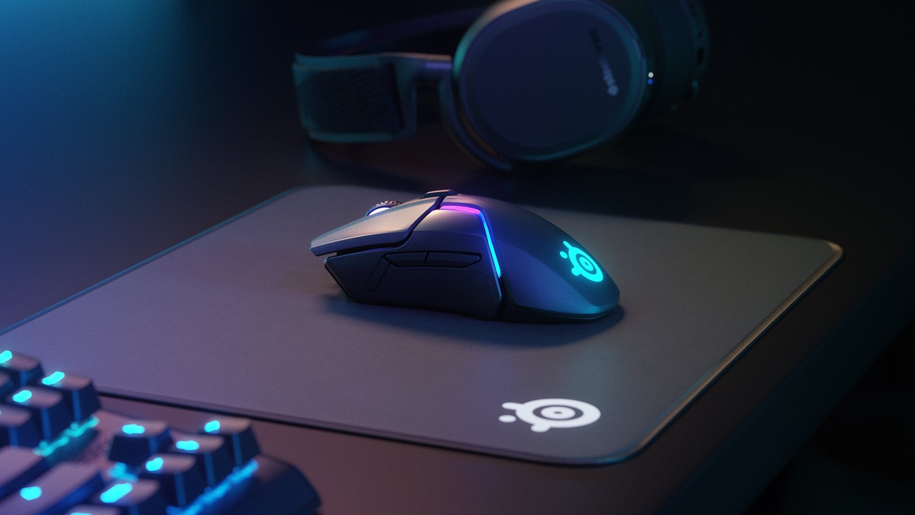 SteelSeries Rival 650 Wireless Mouse Esport Spek Dewa