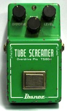 Tube Screamer Genealogy Stinkfoot