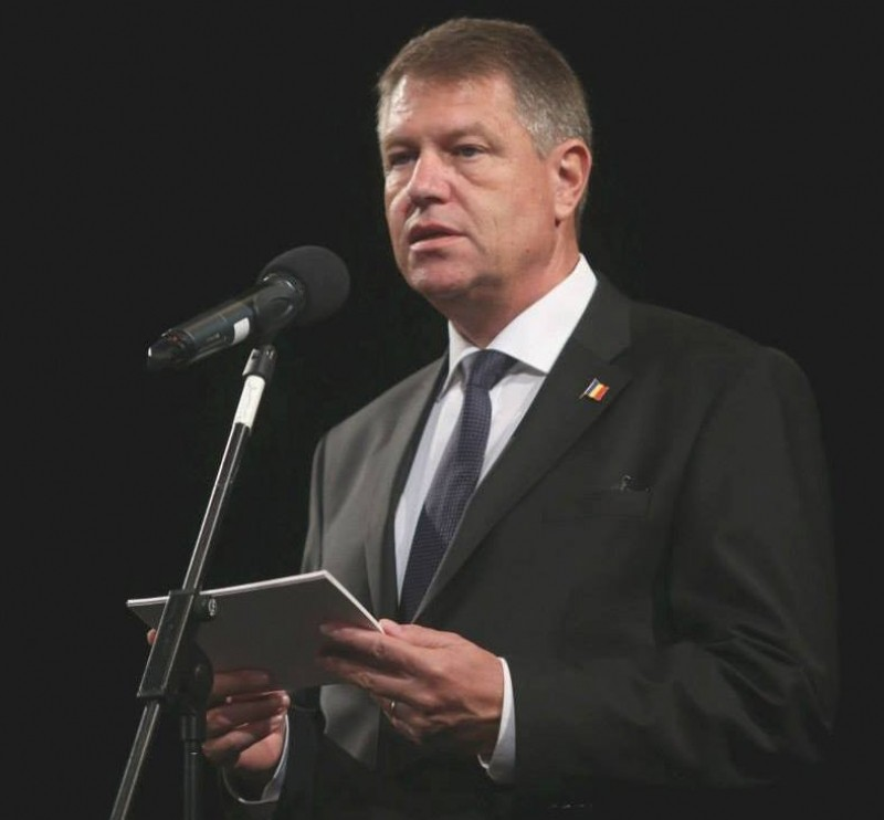 iohannis discurs