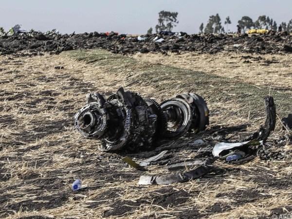 196thiopien kann Flugschreiber nach Absturz nicht auswerten