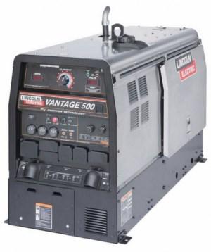Welding generator VANTAGE 500 CE, Lincoln Electric