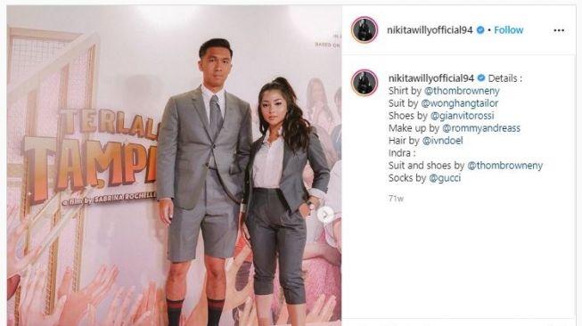 Momen Nikita Willy dan Indra Priawan (instagram.com/nikitawillyofficial94)