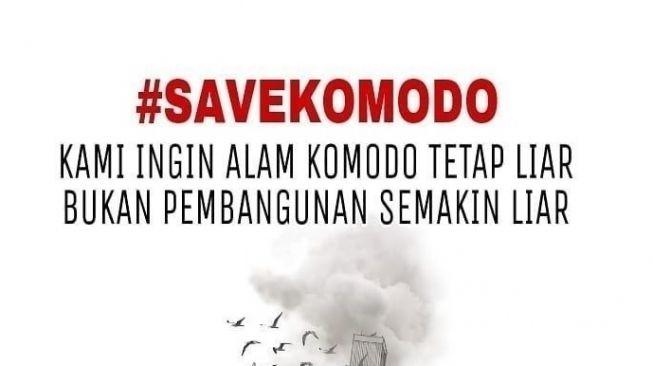 Petisi Savekomodo. [Change.org]