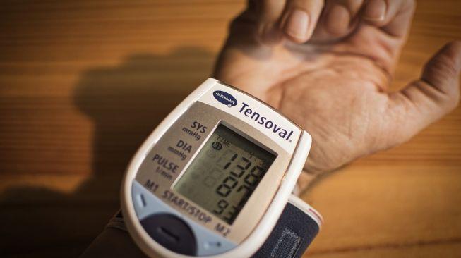 Tekanan darah tinggi, hipertensi (Pixabay/McRonny)