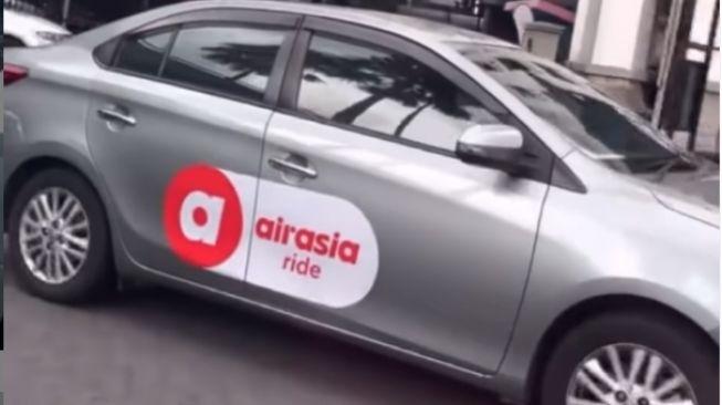 AIrAsia Ride siap melayani penumpang jalur darat (Instagram)