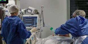 hospital stays and resuscitation numbers still on the rise