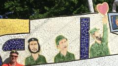 de 4 (!) hjältarna på Kuba