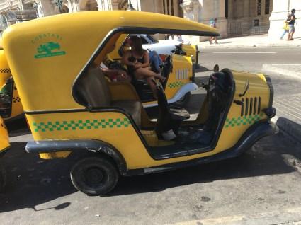 En annan variant på taxi