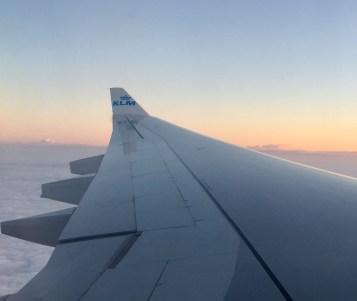 Tack KLM - ni fixade det till slut