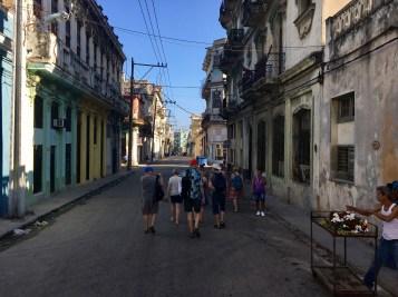 Havana på morgonen