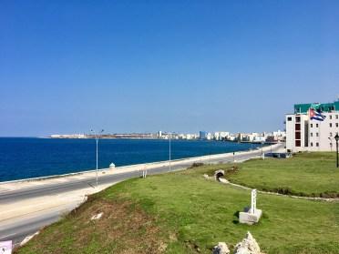 Utsikt från Hotel Nacional
