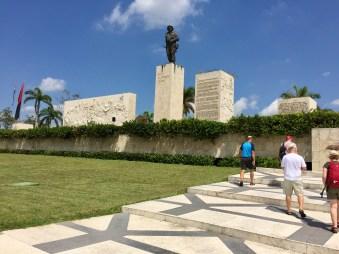 Che Guevara monumentet i Santa Clara