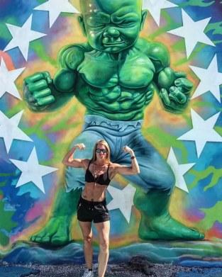 Sophie The Hulk