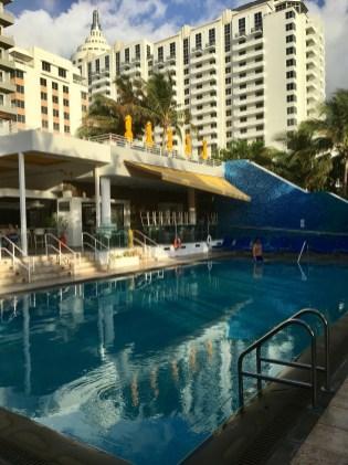 Vårt hotell i Miami