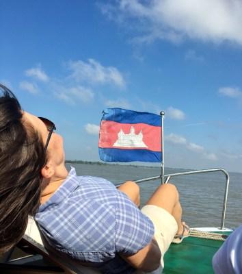 Kambodja - here vi come!