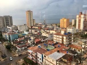 Utsikt från Porto Habana