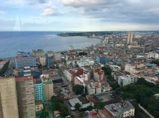 Utsikt från Havana Libre
