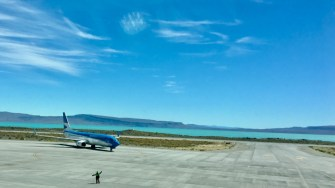 El Calafate airport