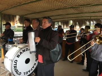 Flottfärd med orkester