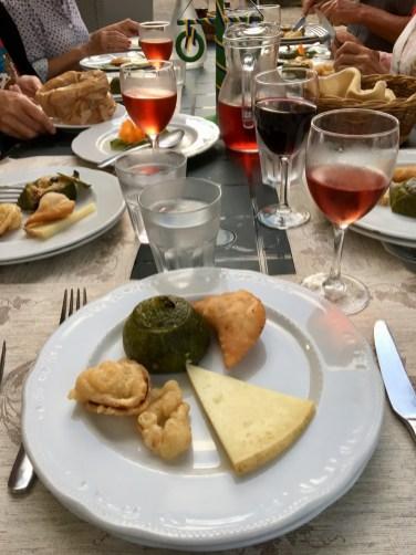 Har de god mat i Italien?