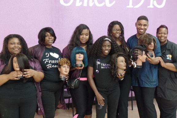 Franklin Beauty School