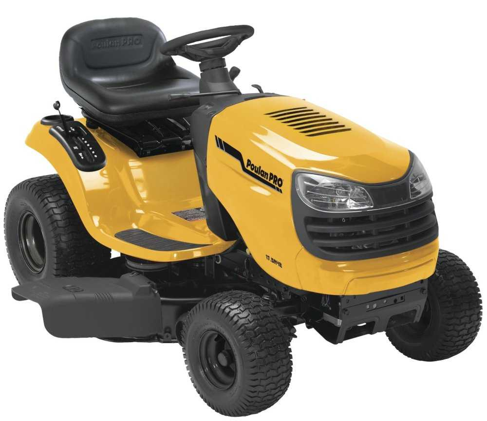 Poulan 42 Riding Lawn Mower