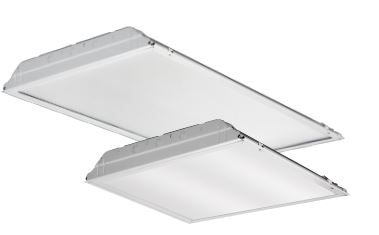 lithonia lighting 2gtl4 matte 120 2 x 4 foot led lay in troffer at sutherlands