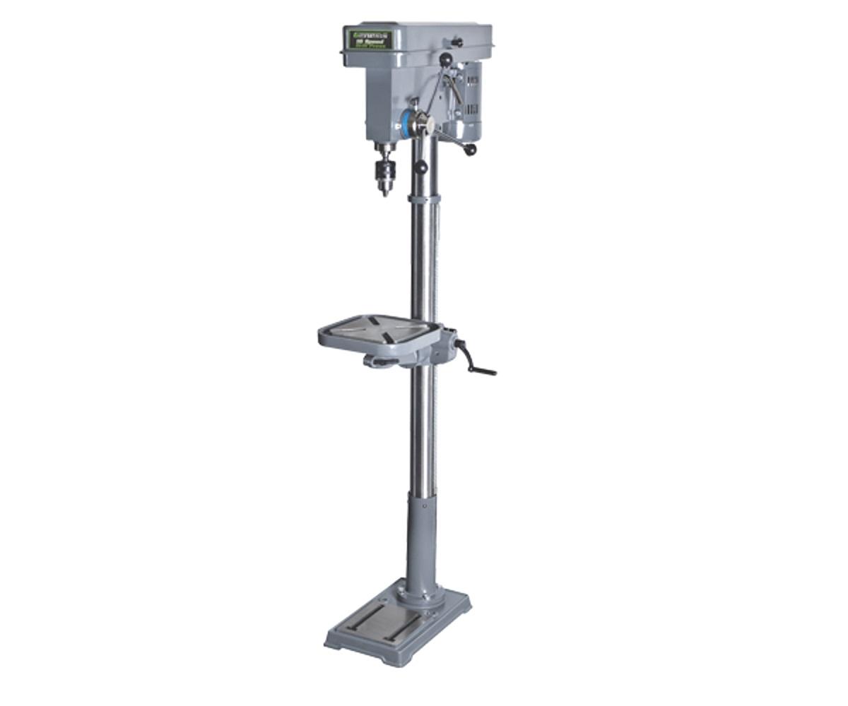 Richpower Industries Gfdp160 16 Speed Floor Drill Press At