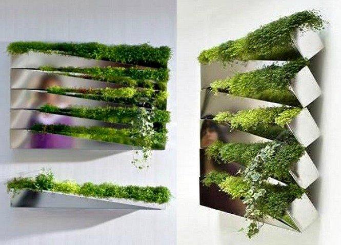 8_Ukrasite biljkama moderni enterijer