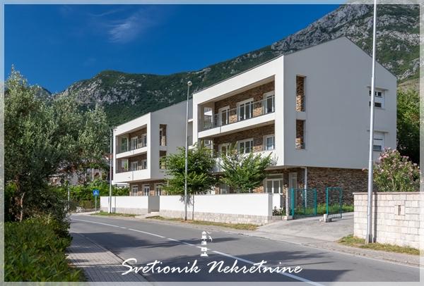 Prodaja stanova Bokokotorski zaliv - Stanovi u novogradnji - Risan, Kotor
