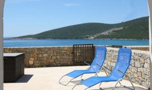 Tivat, Lustica Bay – one bedroom apartment 76m2, with private yard and a garage