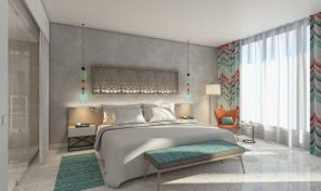 Lustica Bay, The Chedi hotel – luxury apartment 50m2, on the first line to the sea