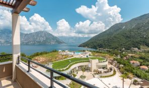 Kotor, Morinj – a complex of luxury apartments