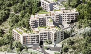 Prodaja – Novi, studio-apartman sa pogledom, 37m2 – Kotor, Skaljari
