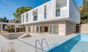 Luksuzna vila na obali mora – Herceg Novi, Savina