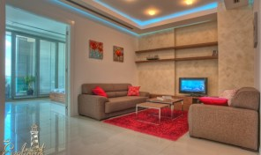 Fully furnished apartment for sale in Budva, Montenegro