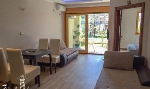 Jednosoban stan u zgradi visokog kvaliteta, 42m2 – Meljine, Herceg Novi
