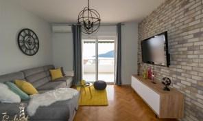 Luksuzan jednosoban stan u novogradnji visokog kvaliteta – Herceg Novi, Topla 2