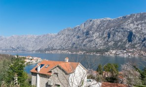 Land plot with panoramic view of the sea – Prcanj, Kotor
